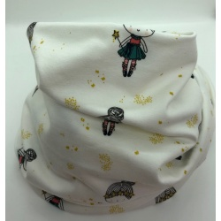 SNOOD ETE ENFANT PRINCESSES