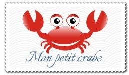 Mon petit crabe